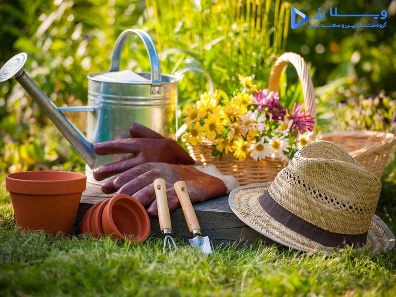 باغ در تهراندشت ، باغ در سرخاب