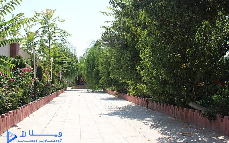 ویلای قیمت مناسب اطراف تهران، باغ ویلا سرخاب