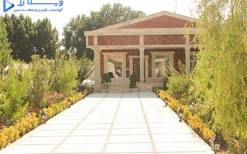 باغ ویلا سرخاب تهراندشت