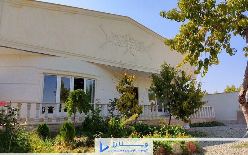 ویلا با استخر سرپوشیده در تهراندشت