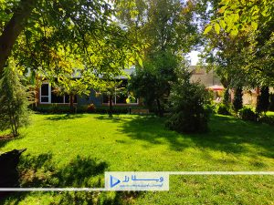 فروش باغ ویلا با محوطه سرسبز در سرخاب کرج