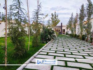 باغ ویلای مدرن در تاپ لوکیشن سعیدآباد تهراندشت
