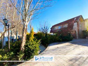 ویلای 1000 متری در تهراندشت با مجوز ساخت و پایان کار