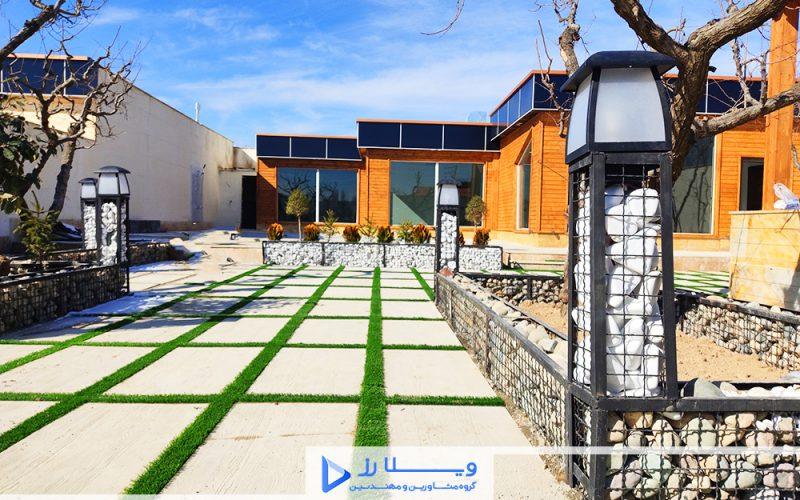خرید ویلای 500 متری مدرن در سرخاب