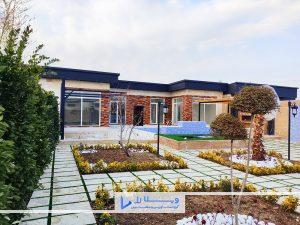 خرید ویلای 500 متری در بافت سرخاب