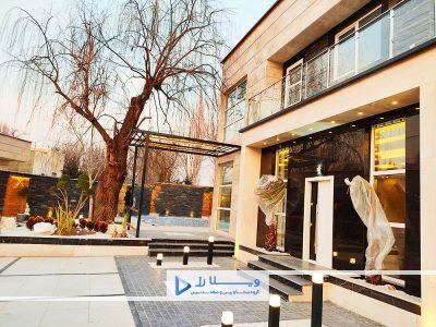 خرید ویلای دوبلکس مدرن در سرخاب