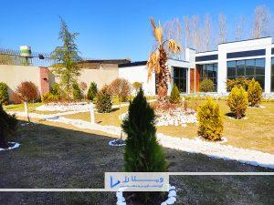 ویلای مدرن سند تکبرگ شهرکی در تهراندشت