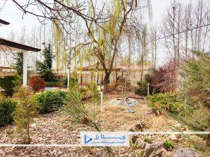 باغ ویلای 1000 متری شهرکی سرخاب