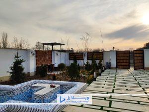 ویلای 500 متری مدرن تهران ویلا سرخاب