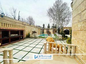 ویلای سند تکبرگ در سرخاب تهراندشت