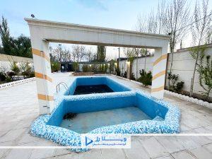ویلای 750 متری سند تکبرگ عرصه و عیان