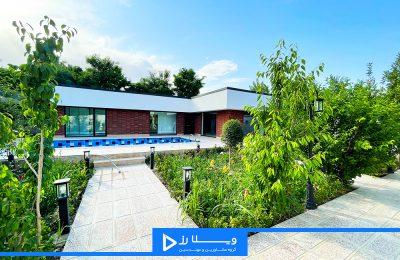 خرید باغ ویلای مستقل مدرن در تهراندشت