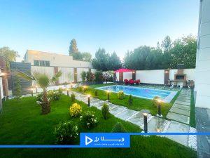 خرید باغ ویلای شهرکی سند تکبرگ دوبلکس تهراندشت