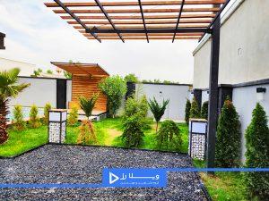 خرید باغ ویلای مدرن شهرکی سعیدآباد