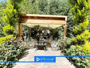ویلای 1000 متری شهرکی در تهران ویلا سرخاب