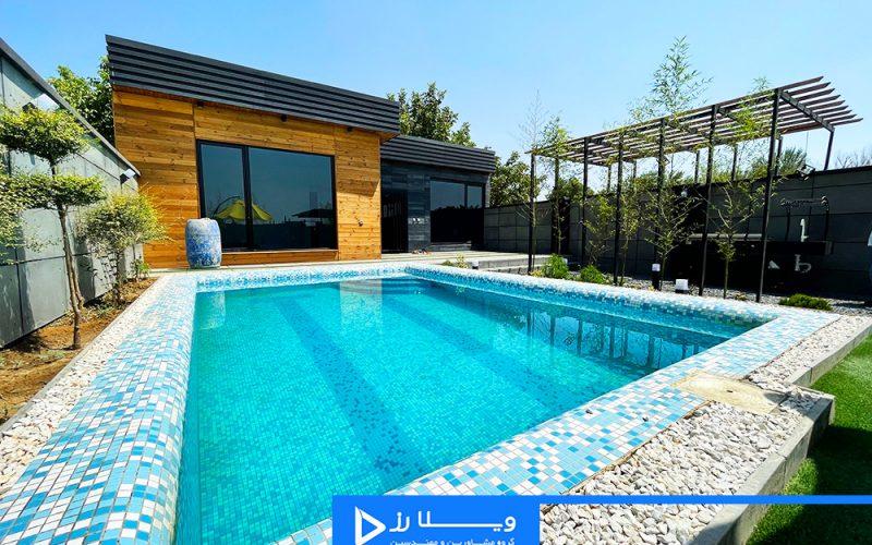 ویلای مدرن 400 متری خوش قیمت در تهراندشت