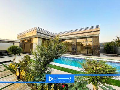 خرید باغ ویلای مدرن شهرکی در سرخاب تهراندشت
