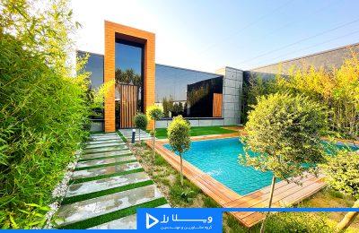 خرید ویلای 600 متری مدرن در اسماعیل آباد تهراندشت