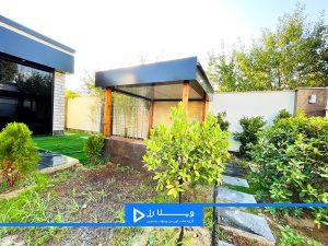 قیمت خرید ویلای مدرن شهرکی 400 متر در اسماعیل آباد تهراندشت
