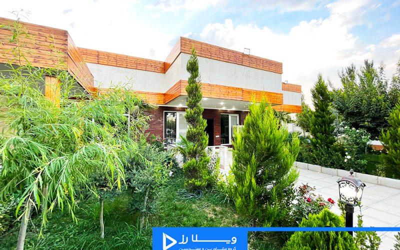 ویلای مدرن استخر سرپوشیده در منطقه تهراندشت