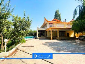 باغ ویلای 2200 متری در سرخاب تهراندشت