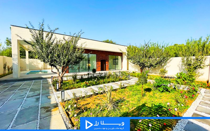 خرید ویلای مدرن خوش ساخت در قاسم آباد تهراندشت