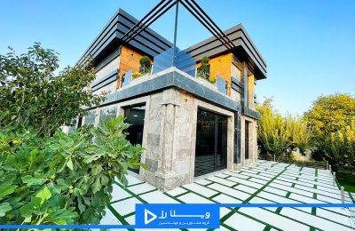 خرید ویلای دوبلکس مدرن در سرخاب تهراندشت