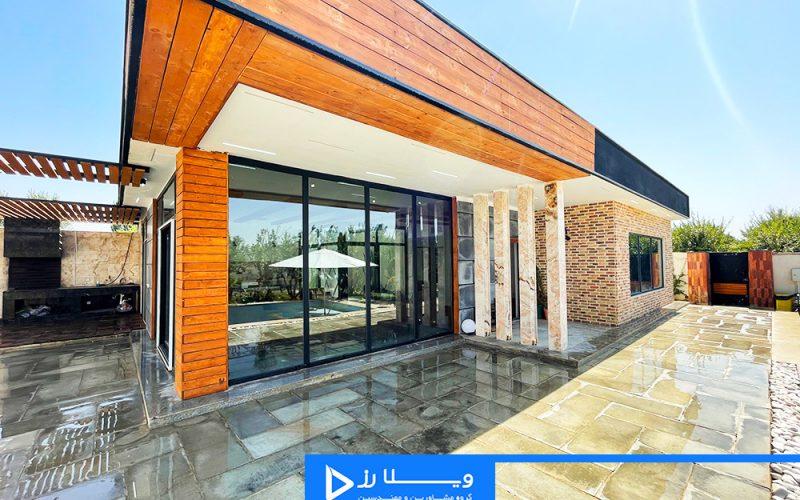 خرید ویلای 860 متری مدرن در سعیدآباد تهراندشت