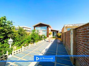 باغ ویلای نقلی و زیبا قیمت مناسب در تهراندشت