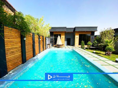 ویلای مدرن و خوش ساخت 500 متری در سعیدآباد تهراندشت